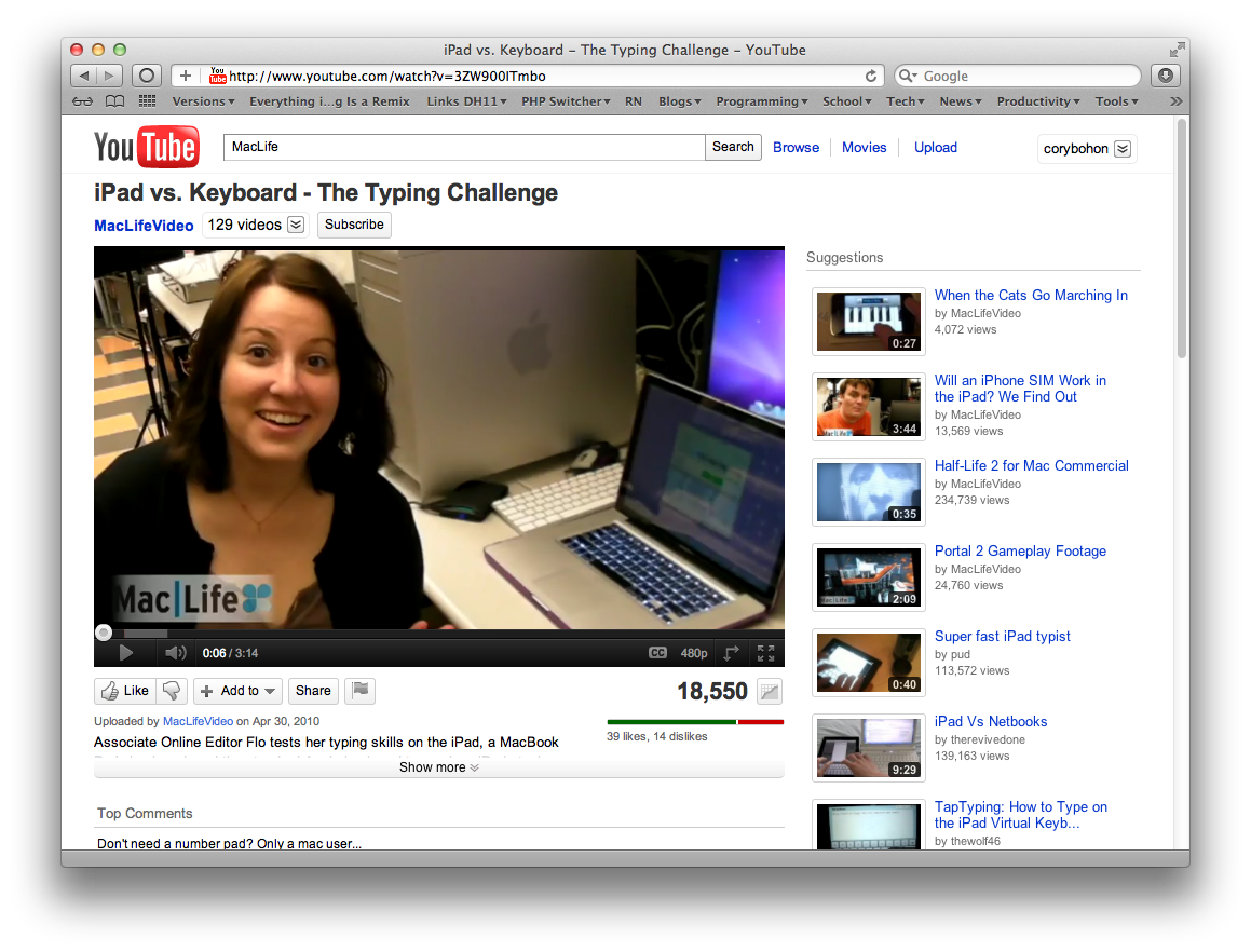 Youtube Video Site 106