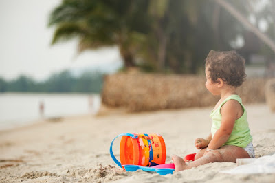 Protectores solares infantiles