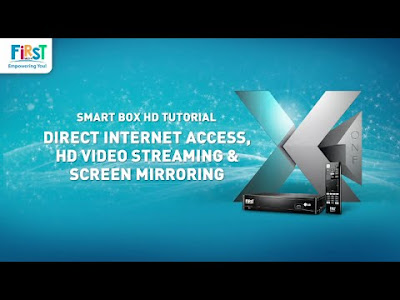 Stb X1 SmartBox HD Tutorial