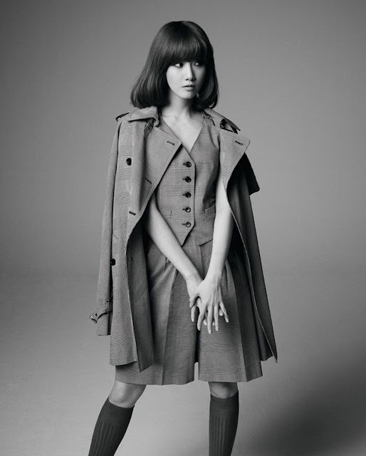 SNSD YoonA Magazine