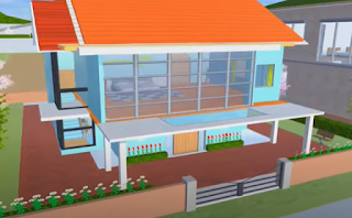 ID Rumah Papa & Pipi Zola Di Sakura School Simulator Cek Disini