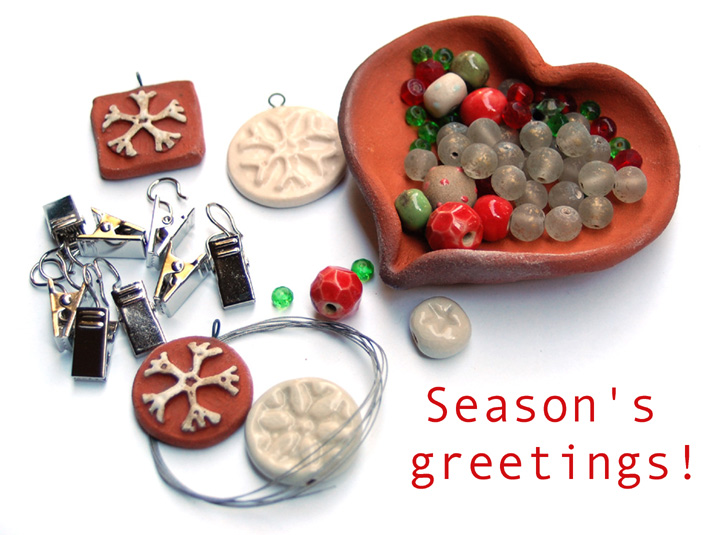 On the 6th Day of Christmas: Season's Greetings Card Display