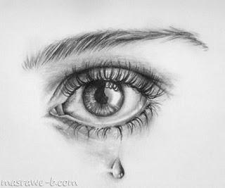 صور دموع
