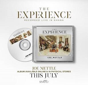 Joe Mettle - The Experience Album Mp3 Download