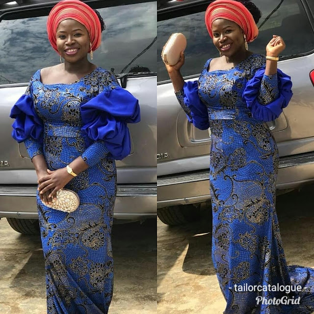 2019 Lovely and Exceptional Asoebi Styles
