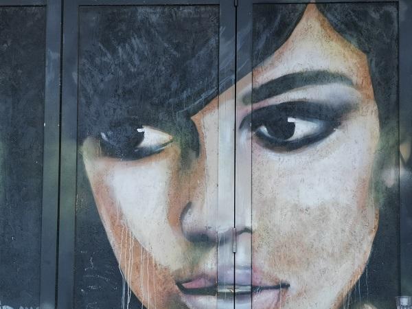 Canberra Street Art   John VOIR