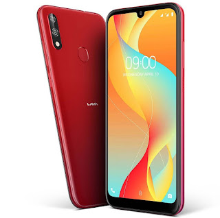 Lava Z66 Specifications