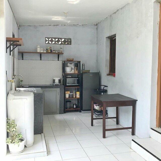 simple village kitchen design