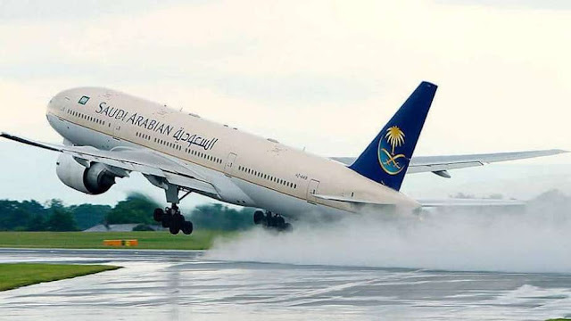 فتح الطيران بين مصر والسعودية