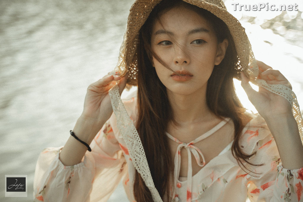 Image Thailand Hot Model - Nut Theerarat - Nutwch Black Pink - TruePic.net - Picture-10