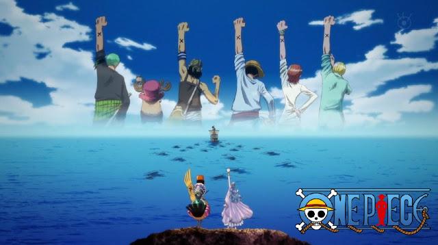 One Piece – Arc Setelah Alabasta