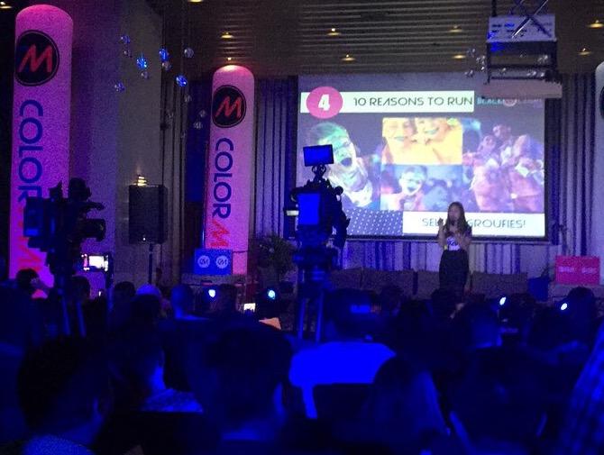 Color Manila launches CM Blacklight Tour