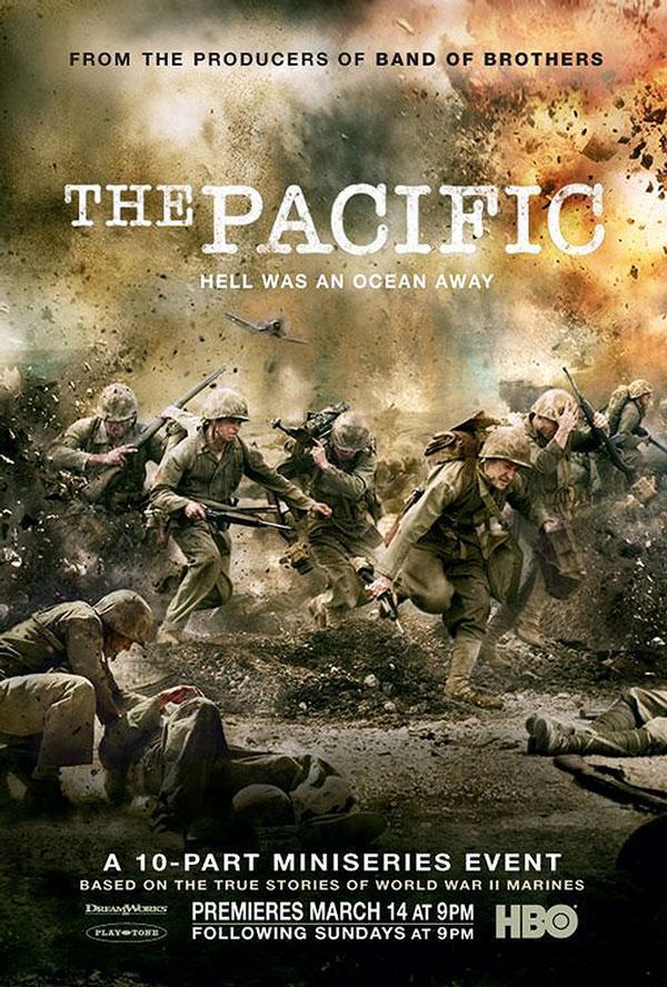 The Pacific (Miniserie) 1080p Dual Latino/Ingles