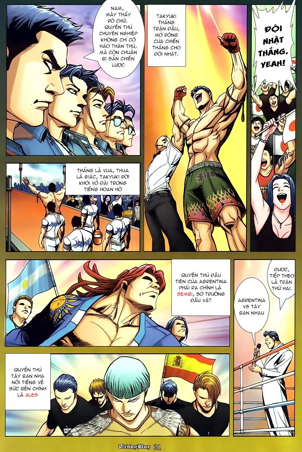 Người Trong Giang Hồ Chap 872 - Truyen.Chap.VN