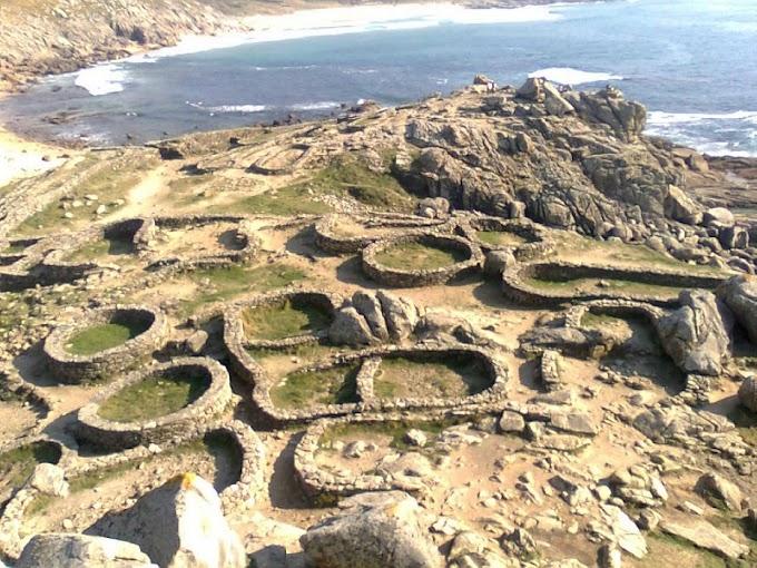 1. A orixe de Galicia: tribos celtas e castros galaicos.