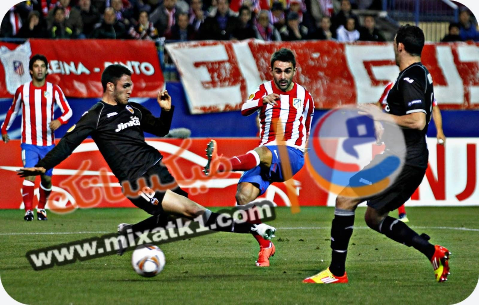 اتليتكو مدريد وفالنسيا, اتليتكو مدريد, فالنسيا