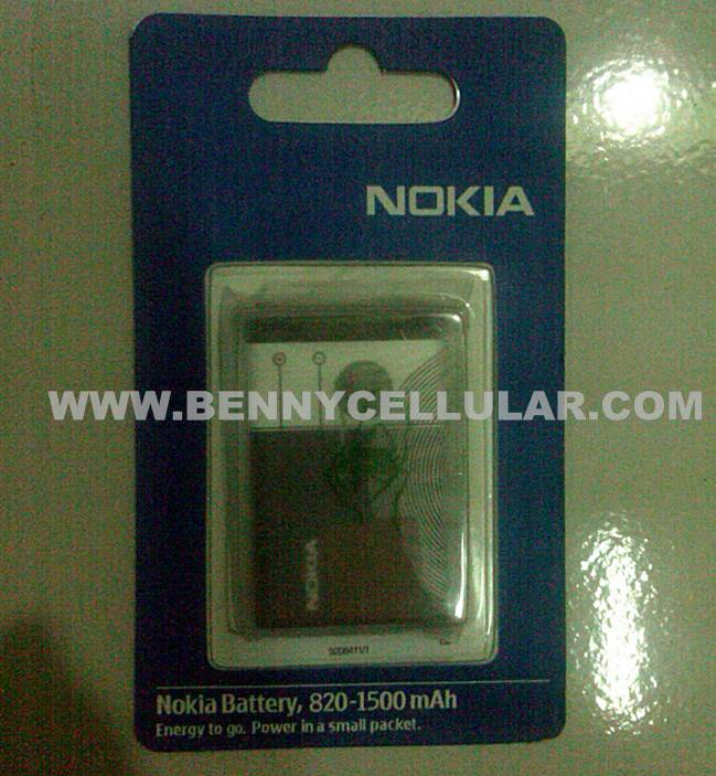 Battery Nokia BL-5C 95% Ori