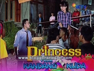 Princess From Kandang Kuda FTV