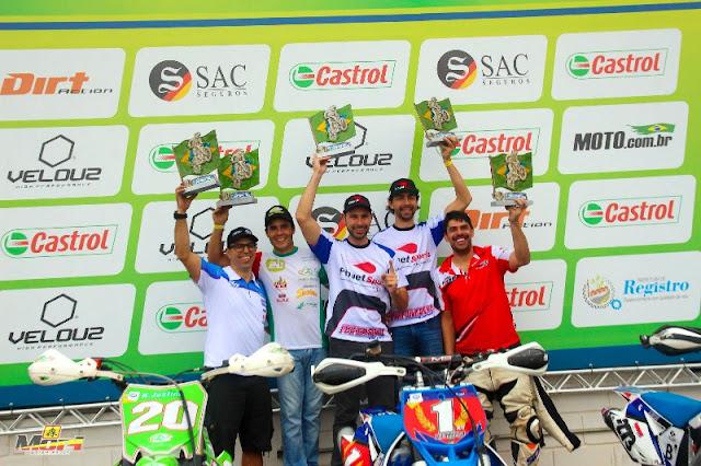 Resultados 2ª etapa Brasileiro de Supermoto 2016
