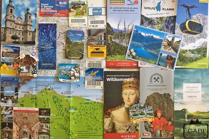 Objazdówka po Austrii - lato 2020