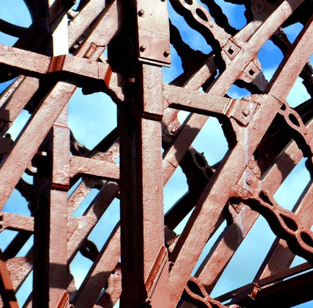 Iron Bridge of Shropshire