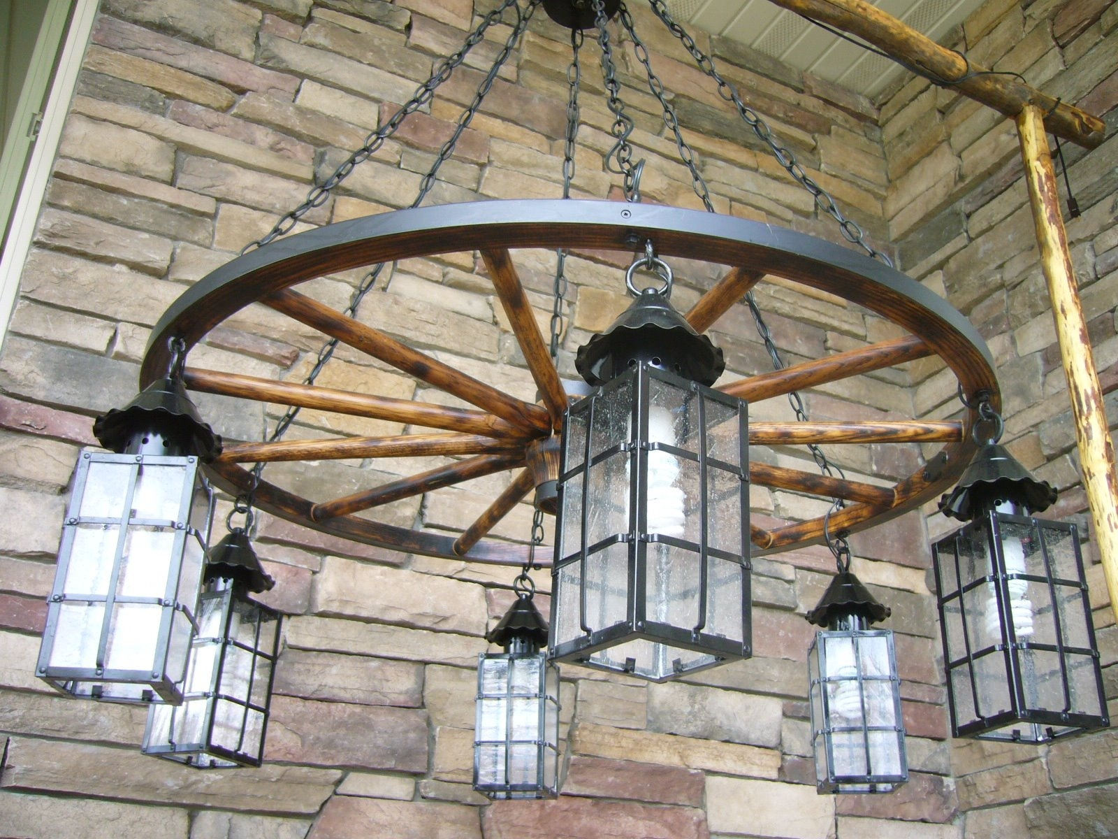Rodeo Tales & Gypsy Trails: Brockman's WESTERN LIGHTING