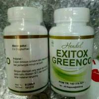 Termurah OBAT PELANGSING BADAN EXITOX GREEN COFFEE BEEN ASLI OBAT DIET