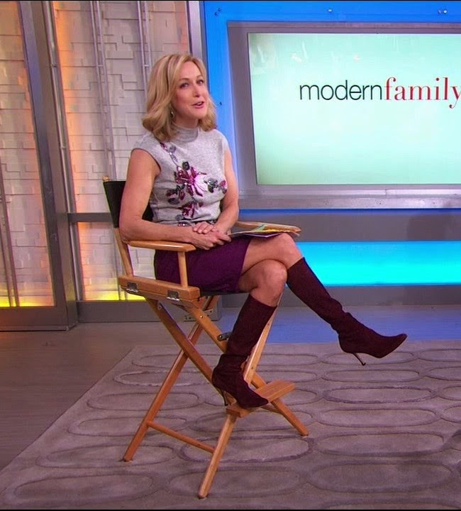 Gma Latest News Update: THE APPRECIATION OF BOOTED NEWS WOMEN BLOG : Gma