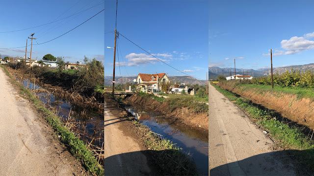 Άμεση ανταπόκριση του Αντιπεριφερειάρχη Αργολίδας σε αίτημα της Κοινότητα Σκαφιδακίου για καθαρισμό ρεμάτων