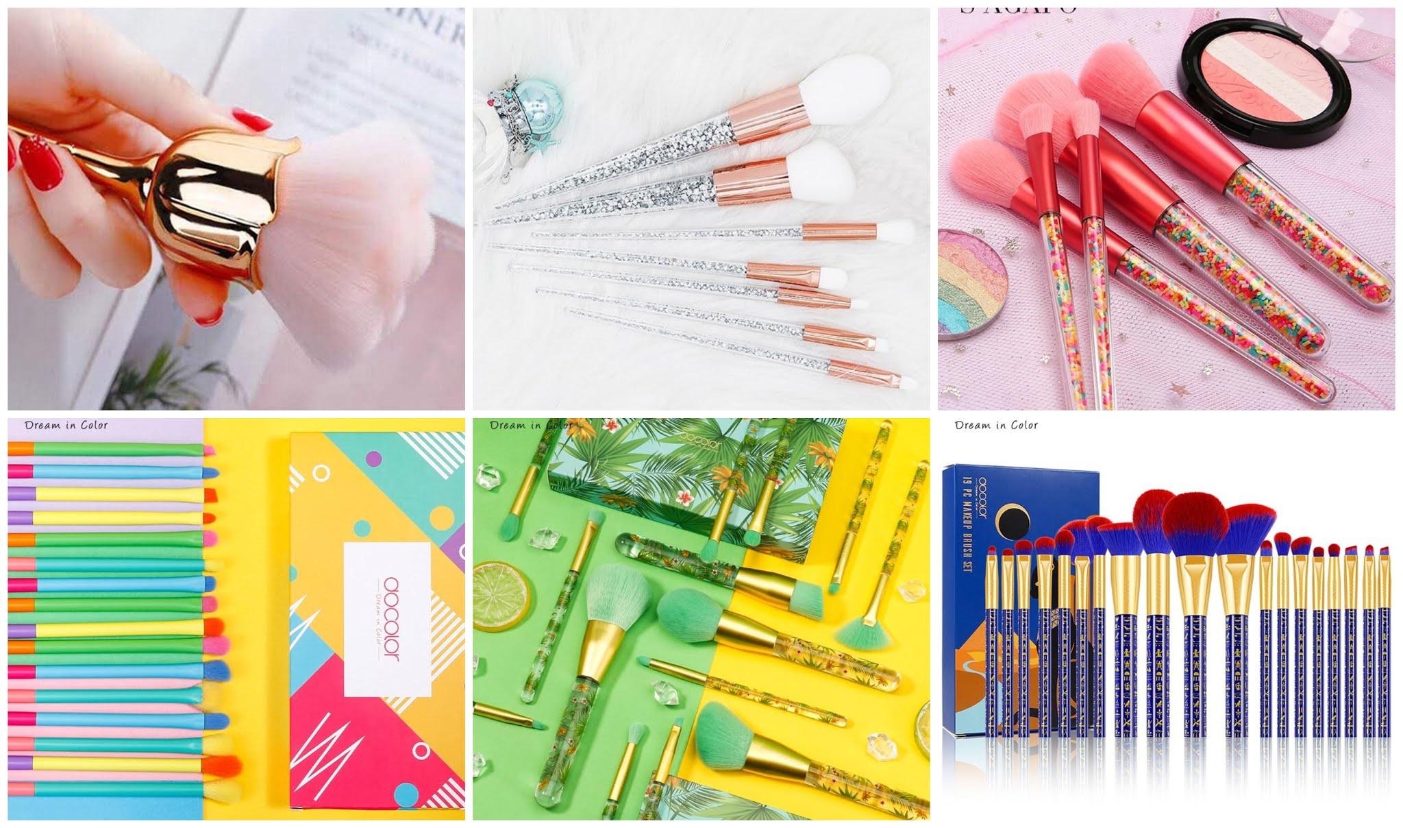 cute makeup brush sets