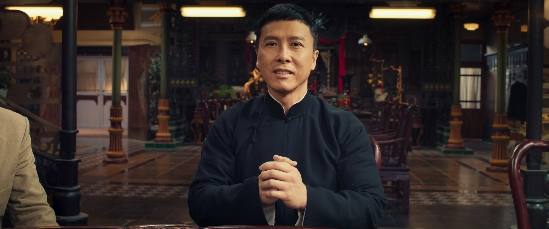 Ip Man 4: El final (2019) 1080p BDRip Castellano - Ingles