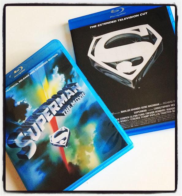 Superman the Movie blu-Ray redux
