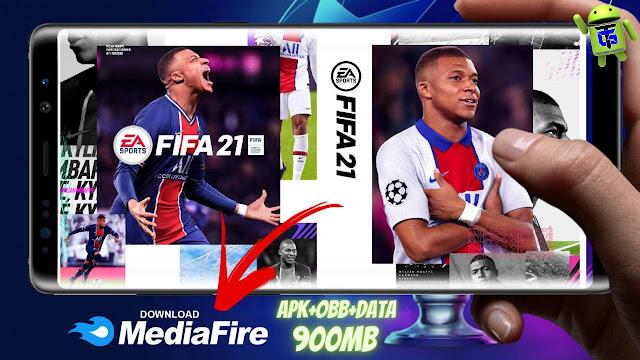 Download FIFA 21 APK Mod UCL Offline GamePlay