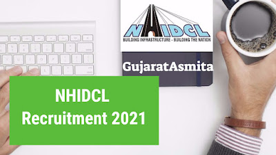 NHIDCL Recruitment 2021 | Apply For 61 General Manager | Manager | Assistant Manager Post