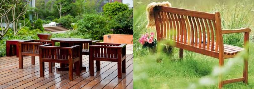 Qué muebles de jardín comprar - CASAS IDEAS