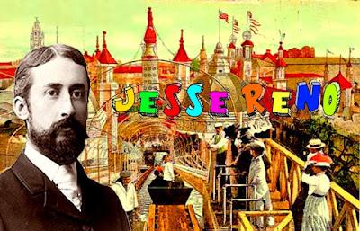 Jesse Reno, un magnífico inventor estadounidense de finales del siglo XIX