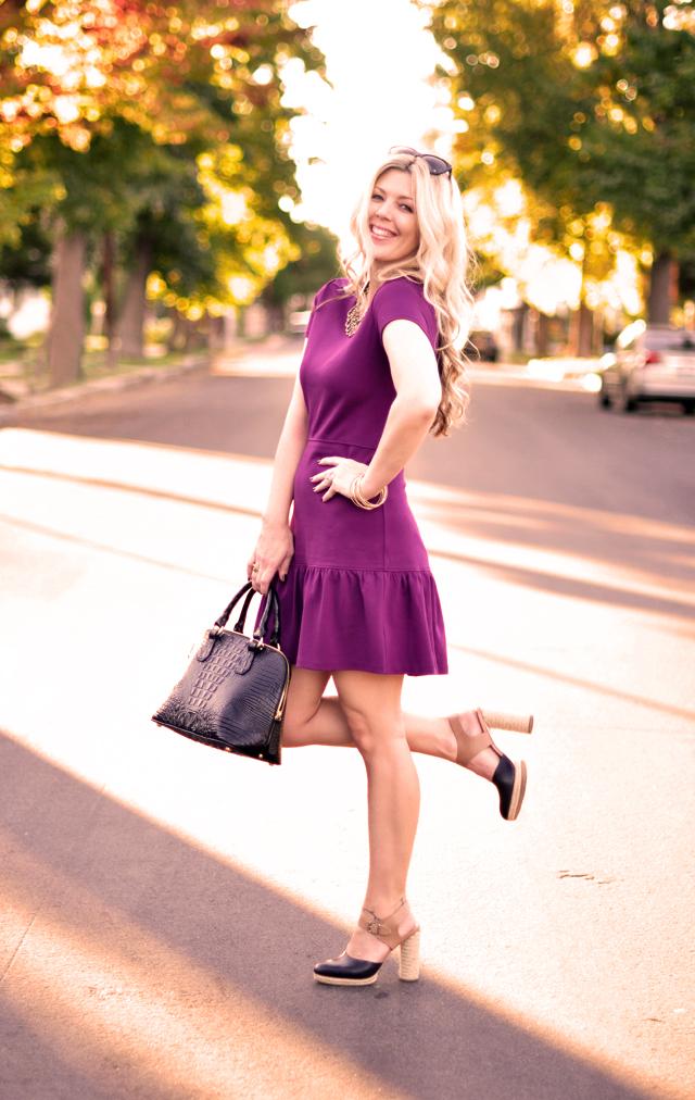 easy pretty flattering dress