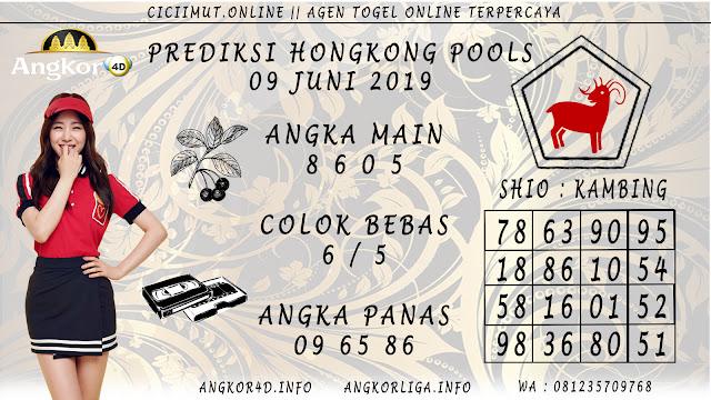 PREDIKSI HONGKONG POOLS 09 JUNI 2019