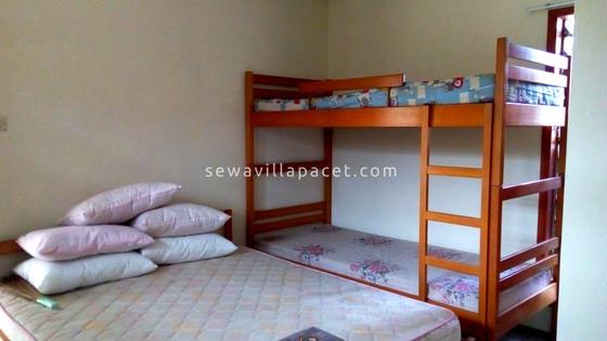 Sewa Villa Pacet Murah - Villa Bukit Hijau Pacet