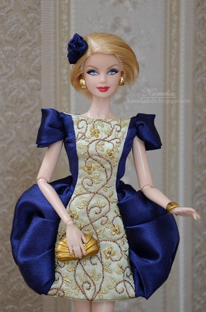 Sinatra Barbie Doll 2011 Pink Label