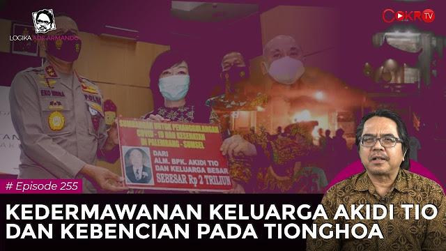 Pelaku Hoaks Sumbangan Rp2 Triliun Masuk RSJ, Panca: Ade Armando Gak Mau Ikut Masuk Sekalian?