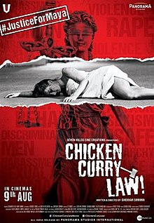 Chicken Curry Law (2019) Hindi Full Movie Mp4 Download mp4moviez