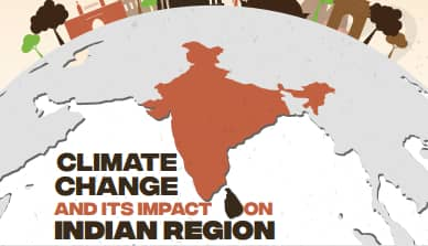 Assessment of Climate change over the Indian Region upsc Pdf