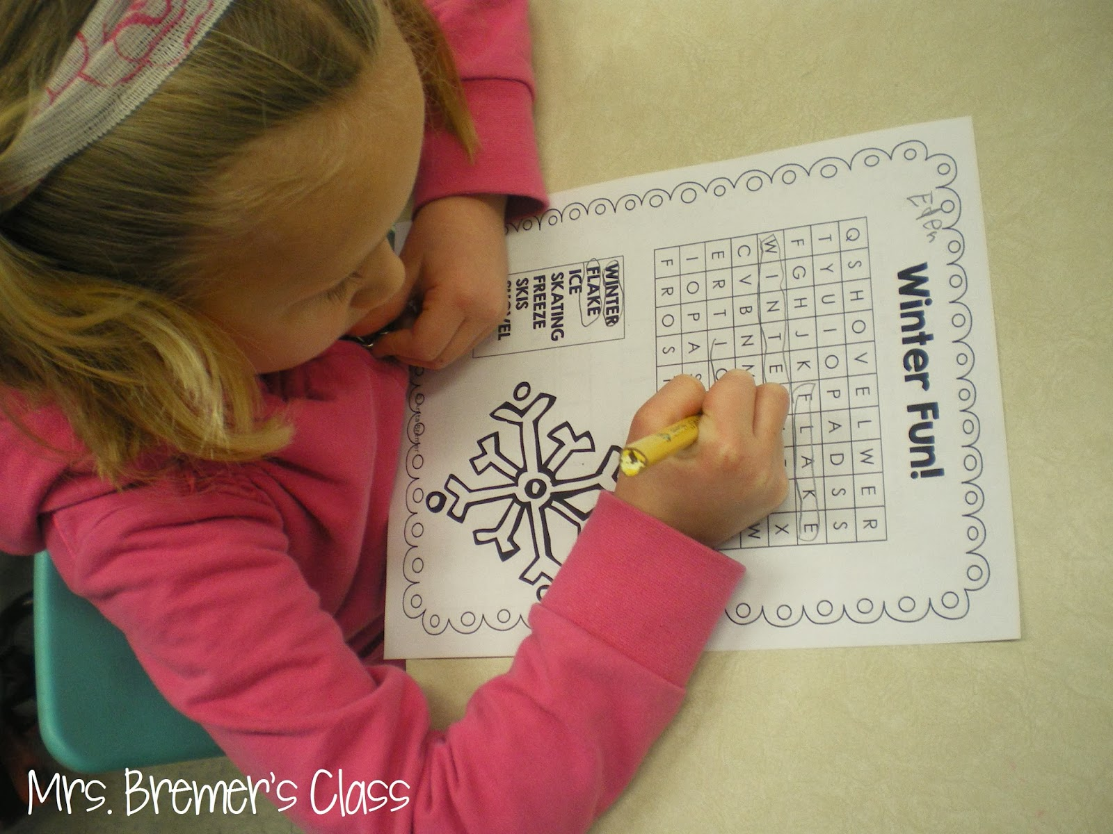 Fun winter ideas and lots of winter literacy activities for Kindergarten #kindergarten #kindergartenliteracy #literacyactivities #literacy #winter #kindergartenwinter #kliteracy