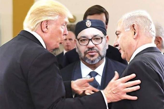 No queda nada del acuerdo tripartito sobre el Sáhara Occidental entre Trump, Netanyahu y Mohamed VI.