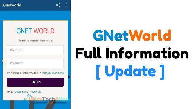 GNetWorld Full Information [ Update ]