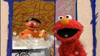 Elmo World Bath Time