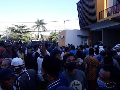 Pengambilan Paksa Jenazah Covid-19 Digagalkan Polresta Mataram