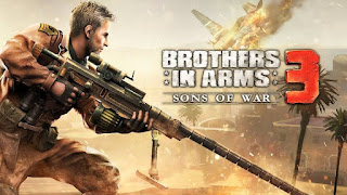 games offline perang Brothers in Arms 3