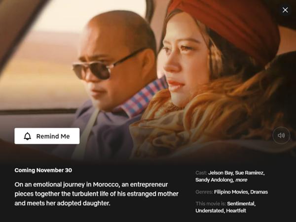 Finding Agnes - 30 November 2020